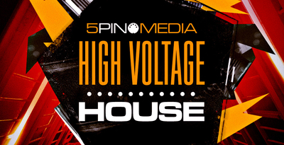 High voltage house sounds bass house loops 512 web
