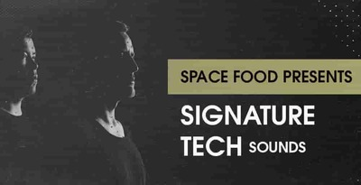 Space food presents signature tech sounds 512 tribal ouse loops