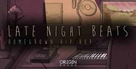 Late night beats origin sound 512 hip hop loops