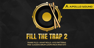Fill the trap samples loops drum loops kicks urban sounds 512 web