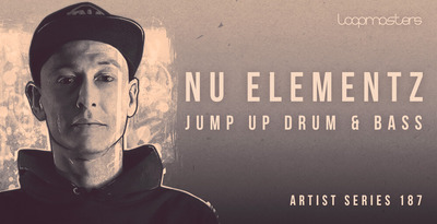 Nu elementz  royalty free drum and bass samples  2 step drum breaks  dnb bass and synth loops  moody pads and drones 512