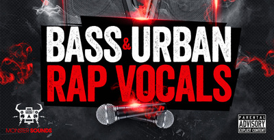 Royalty free rap samples  bass music vocal loops  hip hop vocals  grime rap  garage male vocals rectangle