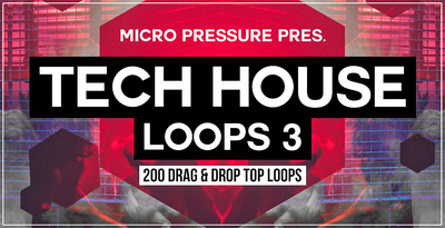 Hy2rogen mpthl3 techno house drumloops 512 web