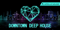 Downtown deep house loops samples classic house sounds 512 web