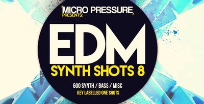 EDM Synth Shots 8