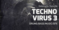 Techno virus 3 512 samples loops web