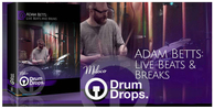Adambetts live drum and bass drummer mainbanner web