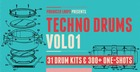 Techno Drum Volume 1