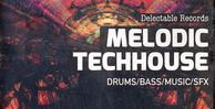 Melodic techhouse 512 samples loops web