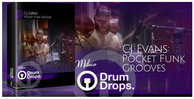 Drumdrops pocket funk drum samples multitracks 512 web
