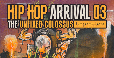 Hip Hop Arrival - The Unfixed Colossus