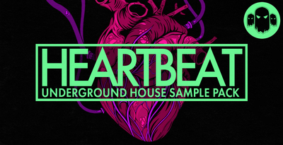 Gs heartbeat house underground house loops samples royaltyfree 512 web