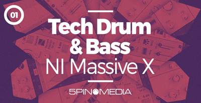 5pin media tech drum bass nimassivex 512 web