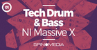 Tech Drum & Bass NI Massive X