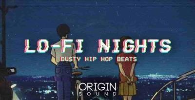 Lo-Fi Nights - Dusty Hip Hop