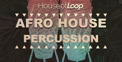 Afro house percussion loops 512 web