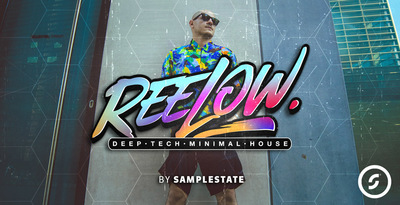 Reelow deep tech minimal house samples 512 web