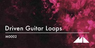 Driven guitar loops 512 rock loops
