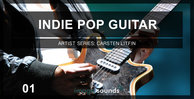 Indie pop guitar 1 banner