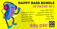 Iq samples happy bass bundle 1000 512 web