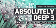 Absolutely deep 03 loopcloud ready samples loops tech deep house 512 web