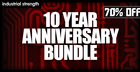 Industrial Strength 10 Year Anniversary Bundle
