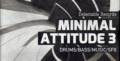 Minimal attitude 03 minimal samples tech house sounds loopcloud ready 512 web