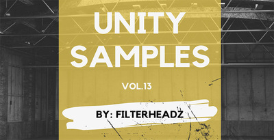 Unity records samples loops filterheadz sounds 512 web