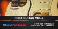 54 Post Guitar Vol2 Dabromusic 512 Web