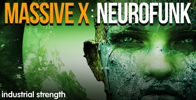 4 massive x neurofunk presets drum n bass reace bass leads pads 512 web