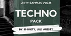 Unity Samples Vol.15 by D-Unity, Juli Airisty