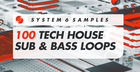 100 Tech House Sub & Bass Loops