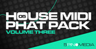 House MIDI Phat Pack Vol. 3