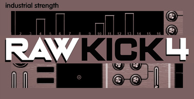 4 raw kick 4 rob papen kick presets kick drum audio hardcore rawstyle uptempo kick drum shots 512 web