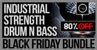 ISR Drum N Bass Black Friday Bundle
