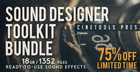 Cinetools - Sound Designer Toolkit Bundle