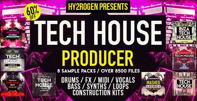 Hy2Rogen Thp Techhouse Bundle Samplepack 1000X512 Web