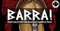 Gs barra halfstep drum and bass samples 512 web