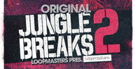 Royalty free jungle break samples  drum loops for jungle music  original jungle breaks  old school jungle  halftime drum loops 512