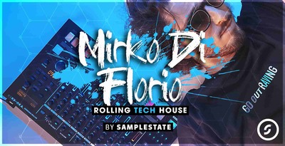 Mirko full web tech house samplestate loops bass512