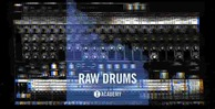 Raw drums banner