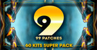 99 Patches Presents: 60 Kits Super Pack