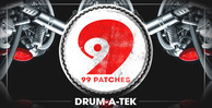 99 patches drum a tek 1000 512