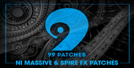 99 patches ni massive spire fx patches 1000 512