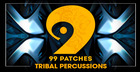 99 Patches Presents: Tribal Percussions