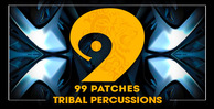 99 patches tribal percussions 1000 512