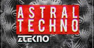 Ztekno astral techno banner