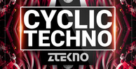 Ztekno cyclic techno underground techno royalty free sounds ztekno samples royalty free 1000x512