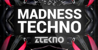 Ztekno madness techno underground techno royalty free sounds ztekno samples royalty free 1000x512