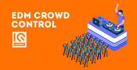 Iq samples edm crowd control 1000 512